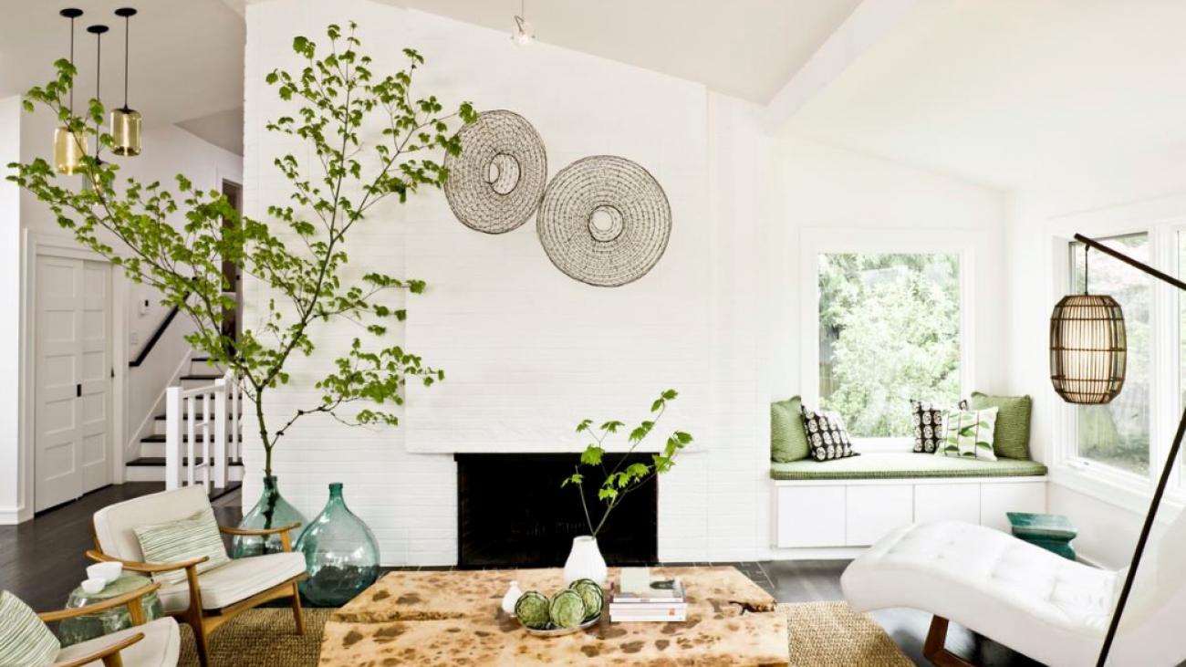 Eco-friendly home interior designs